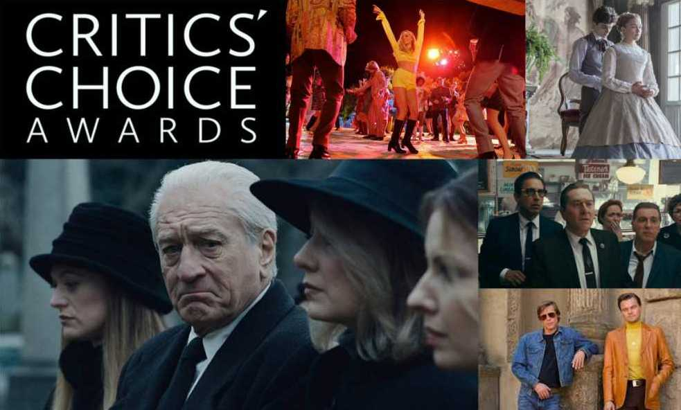 Se Critic's Choices Awards 2019